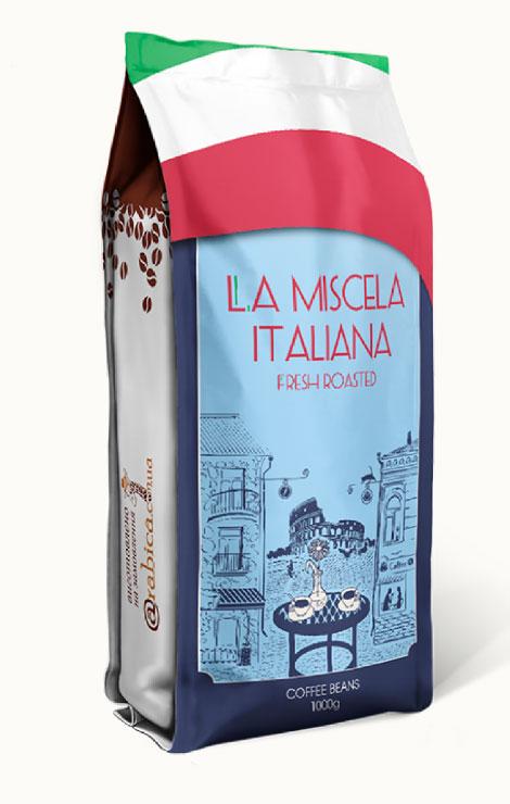 La miscela italiana